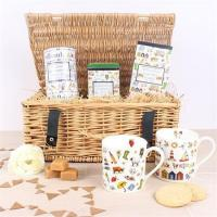 Buy cheap Brilliantly British 'Afternoon Tea For Two' Hamper from wholesalers