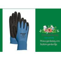 Buy cheap Double Dipped Garden Plant Accessories Ladies Waterproof Gardening Gloves For Wet Work from wholesalers