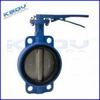 Buy cheap Butterfly Valves Soft Seat Wafer Butterfly Valve from wholesalers