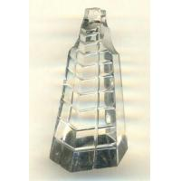 Buy cheap Drops & Pendants 0434-4647/22mm Clear Acrylic Pendant from wholesalers