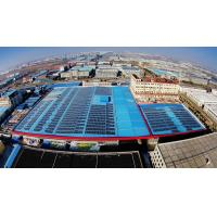 CMEC-GL 15MW roof-mounted distributed PV projects for Hangzhou Bay