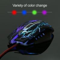 Buy cheap Vodool Wired Mouse Gaming Mouse for PC from wholesalers