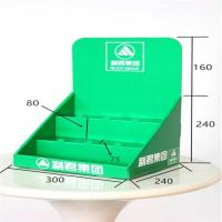 Buy cheap Point of Sale Counter Display Pop Cardboard Display Rack from wholesalers