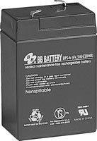 Buy cheap BP5-6 BB Battery 6V 5Ah Sealed Lead Acid Battery from wholesalers