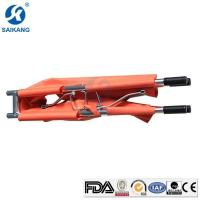 Buy cheap Hospital Medical Folding Patient Emergency Stretcher from wholesalers