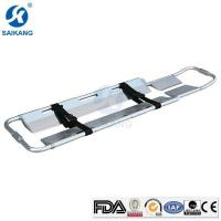 Buy cheap Emergency Aluminum Alloy Ambulance Scoop Stretcher with Cheap Price for Sale from wholesalers
