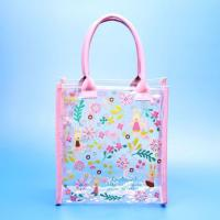 Buy cheap Plastic Cosmetic Bags Fun Woman Hand Cosmetic Bags 2016 Designer Handbag from wholesalers