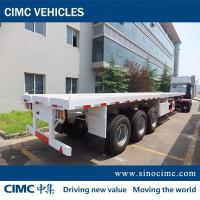 Buy cheap flat deck trailer for sale from wholesalers