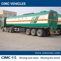 Buy cheap Military Fuel Tanker Trailer For Sale from wholesalers