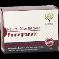 Buy cheap Masik Pomegranate Olive Oil Soap from wholesalers
