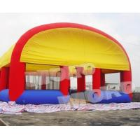 Buy cheap Inflatable Mobile Car Parking Garage Tent/Giant Inflatable Shelter Tent from wholesalers