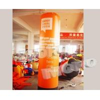 Buy cheap PVC Inflatable Light Tube Fluorescent Orange from wholesalers