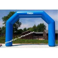 Buy cheap Inflatable arch Sports inflatable finish line Details from wholesalers