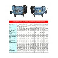 Buy cheap DIESEL ENGINE WITH PTO AND 20L FUEL TANK from wholesalers