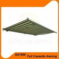 Buy cheap Full Cassette Rtractable Awning from wholesalers