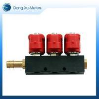 Buy cheap 2 Injection Rail,rail Injectors for LPG CNG, CNG Fuel Injector from wholesalers