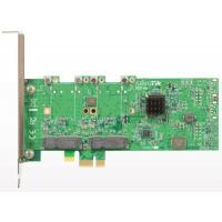 Buy cheap RB14e MikroTik RouterBOARD 14e miniPCI-e to PCI-e adapter (4-slot miniPCI-e adapter) from wholesalers
