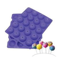 Buy cheap Mini Cake Pop Silicone Baking Mold from wholesalers
