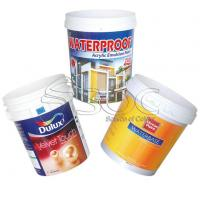 Buy cheap Paint Pail In Mould Label from wholesalers