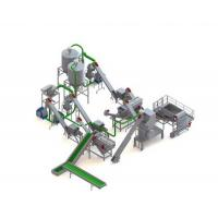 Buy cheap Plastic recycling line HDPE/PP recycling line from wholesalers