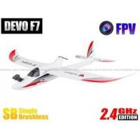 Buy cheap Walkera Dragon Fly E-Eyes 4CH Propeller FPV RC Airplane RTF w/ Devo F7 FPV TX, DV04 Camera from wholesalers