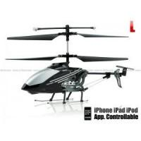 Buy cheap Seasonal Sale Happy Cow 777-173 iPhone Control Infrared 3CH Large Size iHelicopter w/ Gyro (Black) product