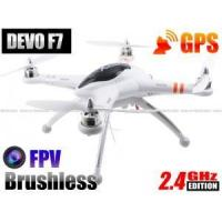 Buy cheap Walkera Dragonfly QR-X350 GPS FPV 4CH RC Quadcopter RTF 2.4GHz w/ Devo F7 Transmitter from wholesalers
