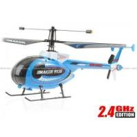 Buy cheap Great Wall 9938 Xieda Sky Maker MD-500 4CH FP RC Helicopter RTF 2.4G (Blue) product