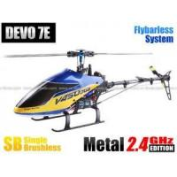 Buy cheap Walkera Dragonfly V450D03 6CH Flybarless CCPM RC Helicopter RTF 2.4GHz w/ Devo 7E TX from wholesalers