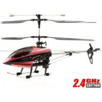 Buy cheap SanHuan Copter 8829 4CH Coaxial Helicopter RTF 2.4GHz w/ Built-in Gyro (Red) product