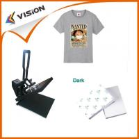 Buy cheap Inkjet Heat Transfer Paper( light and dark) from wholesalers