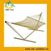 Buy cheap Hammock rope swings with steel stand from wholesalers