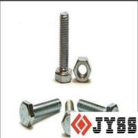 Buy cheap DIN 933-1987 Inconel 718 hexagon head bolts from wholesalers