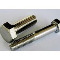 Buy cheap New a182 f51 duplex stainless steel BOLT from wholesalers