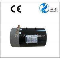Buy cheap electric motor application on golf car, shuttle car from wholesalers