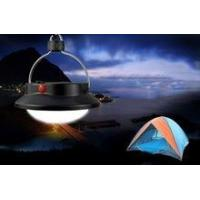 Buy cheap 12 LED Portable Camping Tent Umbrella Night light Lamp Lantern Outdoor camping hiking from wholesalers