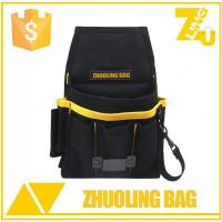 Buy cheap Multifunctional Pockets Waist Tool Bag Electrician Gardening Tool Bag With Belt from wholesalers