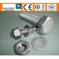 Buy cheap A325/A563/F436 Heavy hex structural bolts from wholesalers