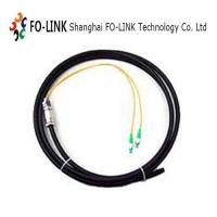 Buy cheap FO-0762/4/6/8/12 Cores Waterproof Fiber Patch Cord or fiber pigtail Passive Optic Components from wholesalers