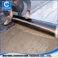 Buy cheap High quality Bitumen waterproof membrane with self adhesive from wholesalers