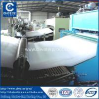 Buy cheap Bitumen Membrane Reinforced Felt Needle Punched Polyester from wholesalers