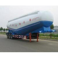 Buy cheap Bulk Cement Tank Truck 3 AXLES BULK CEMENT TANK SEMI-TRAILER from wholesalers