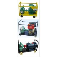 Buy cheap Diesel/Gasoline/LPGPump Moveable selfpriming pump from wholesalers