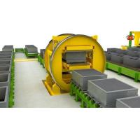 Buy cheap Suzhou neway self-hardening sand casting production line 3 from Wholesalers