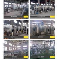 Buy cheap water filling line automatic purifier rotary 24-24-8 filler equipment printer shrink labeler wrapper from wholesalers