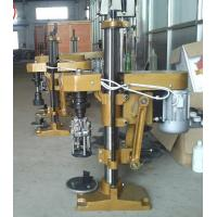 Buy cheap Semi automatic ROPP capping machine screw capper machine fo from wholesalers