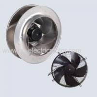 Buy cheap Centrifugal Fan EC fan filter units with ec centrifugal fan from wholesalers