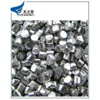 Buy cheap Refractory Materials Zinc shot from wholesalers