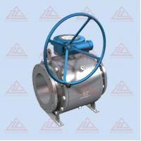 Buy cheap Trunnion mounted ball valve from wholesalers