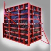 Buy cheap Construction Machinery Steel Frame Plywood Formwork System from wholesalers